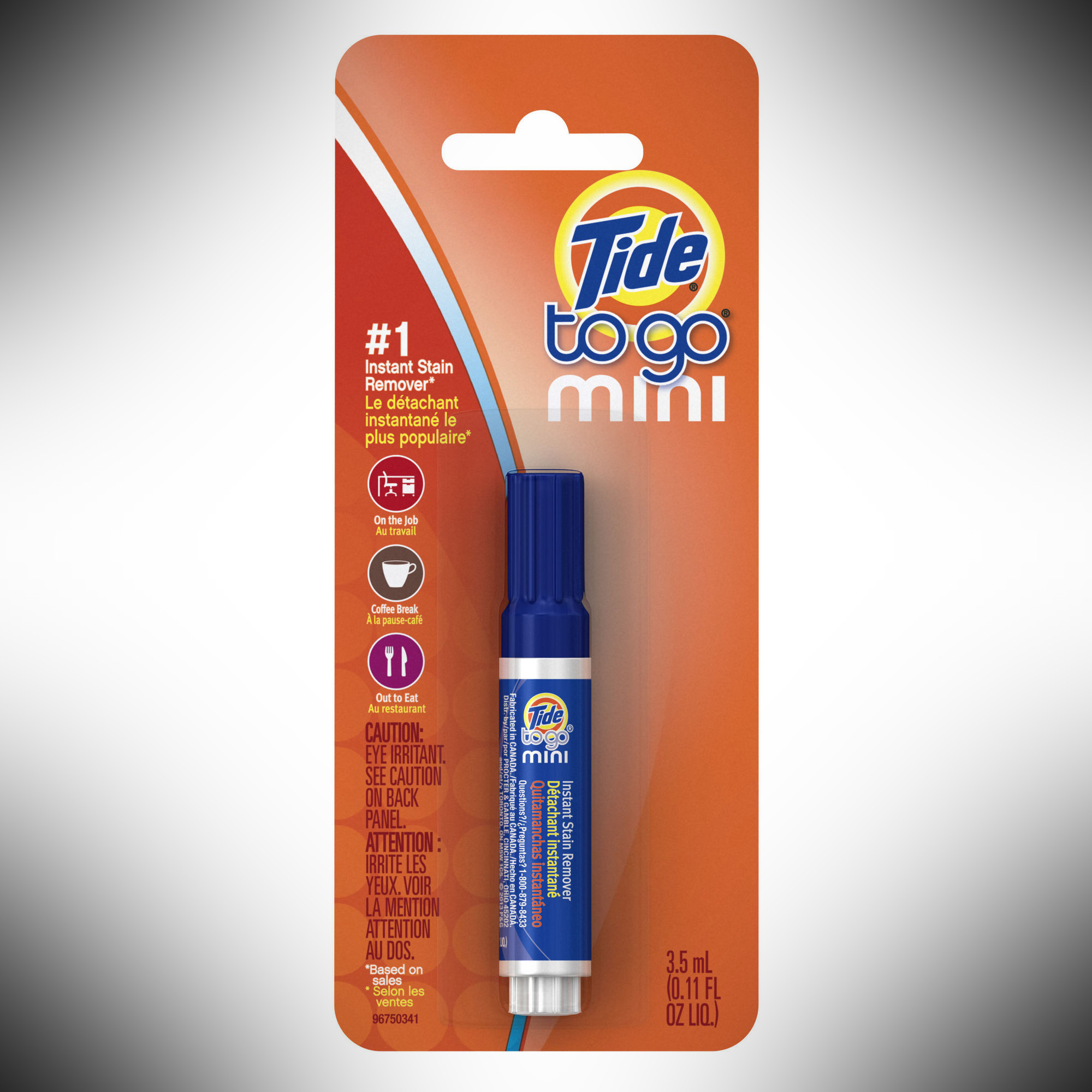 Tide To-Go Mini – dopp kit essentials