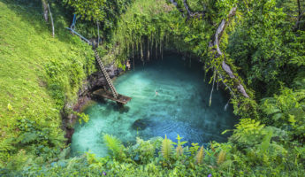 Natural Pools: 30 Top Secret Swimming Spots