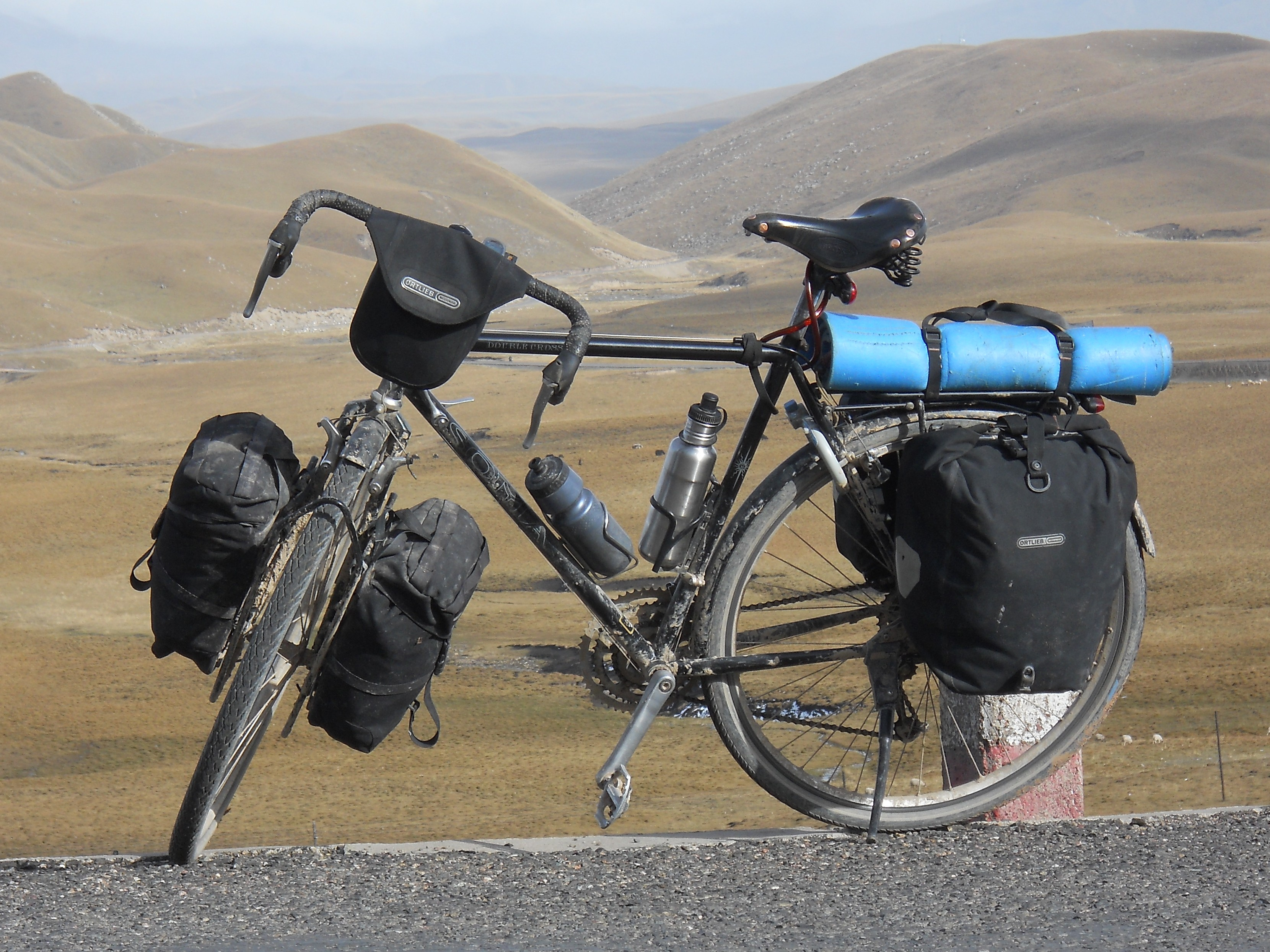 Touring – types of bicycle