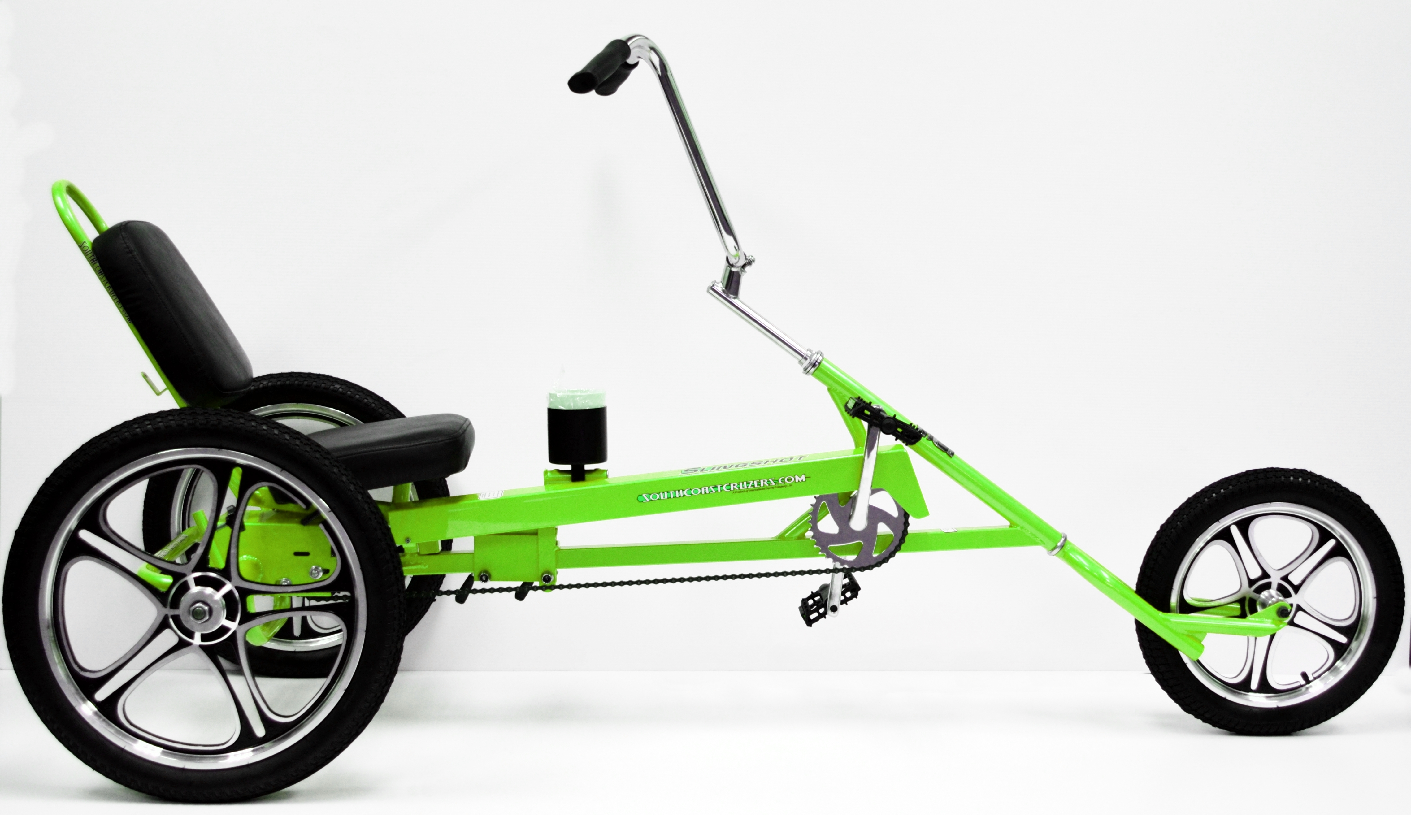 Tricycle – types of bicycle