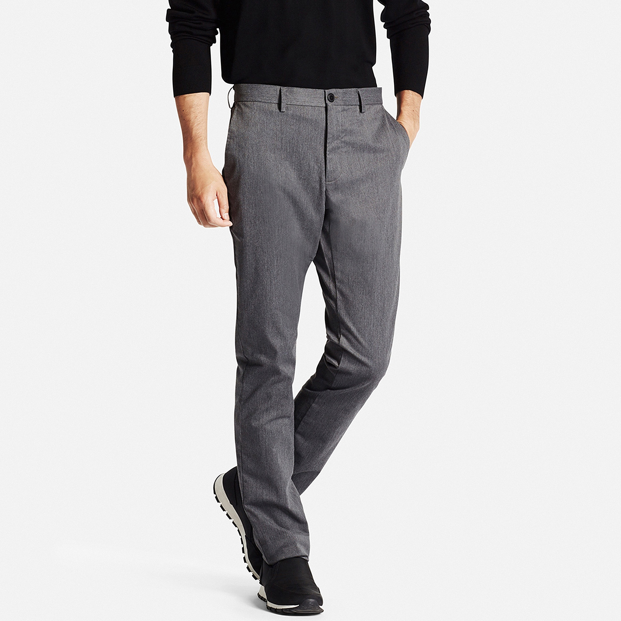Uniqlo Slim Fit Chinos – summer dress pants for men