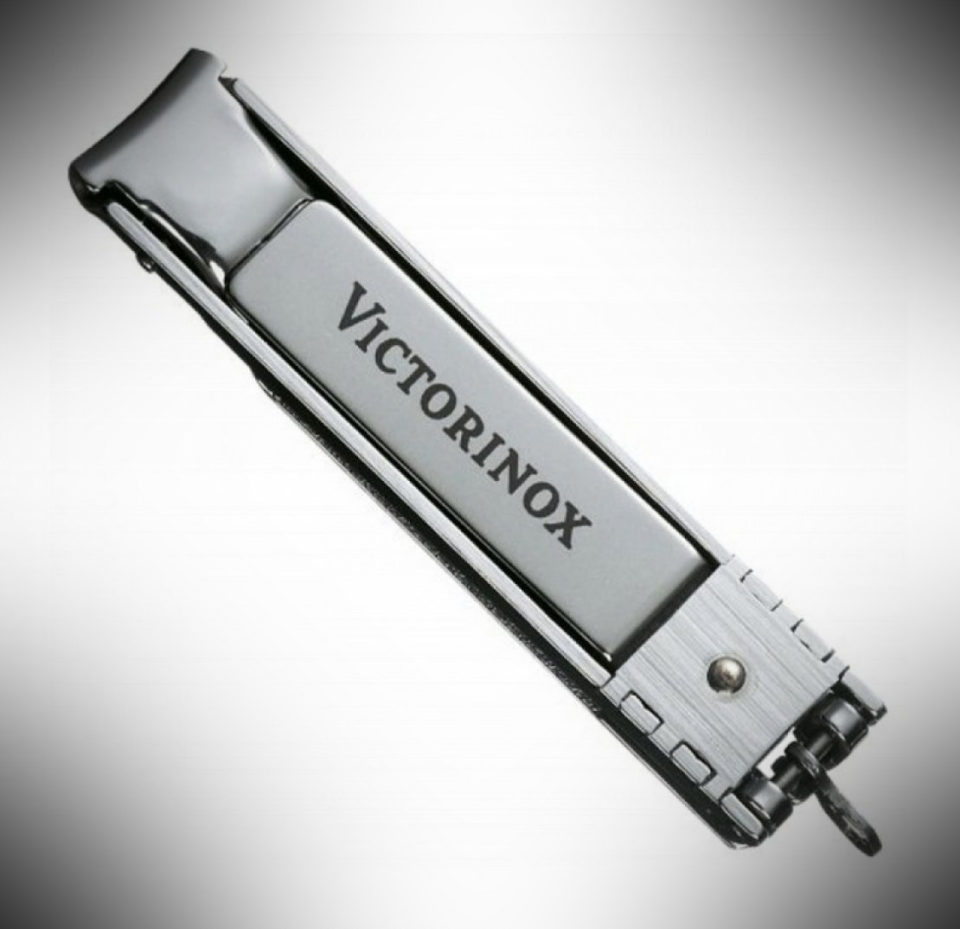 Victorinox Nail Clipper - dopp kit essentials