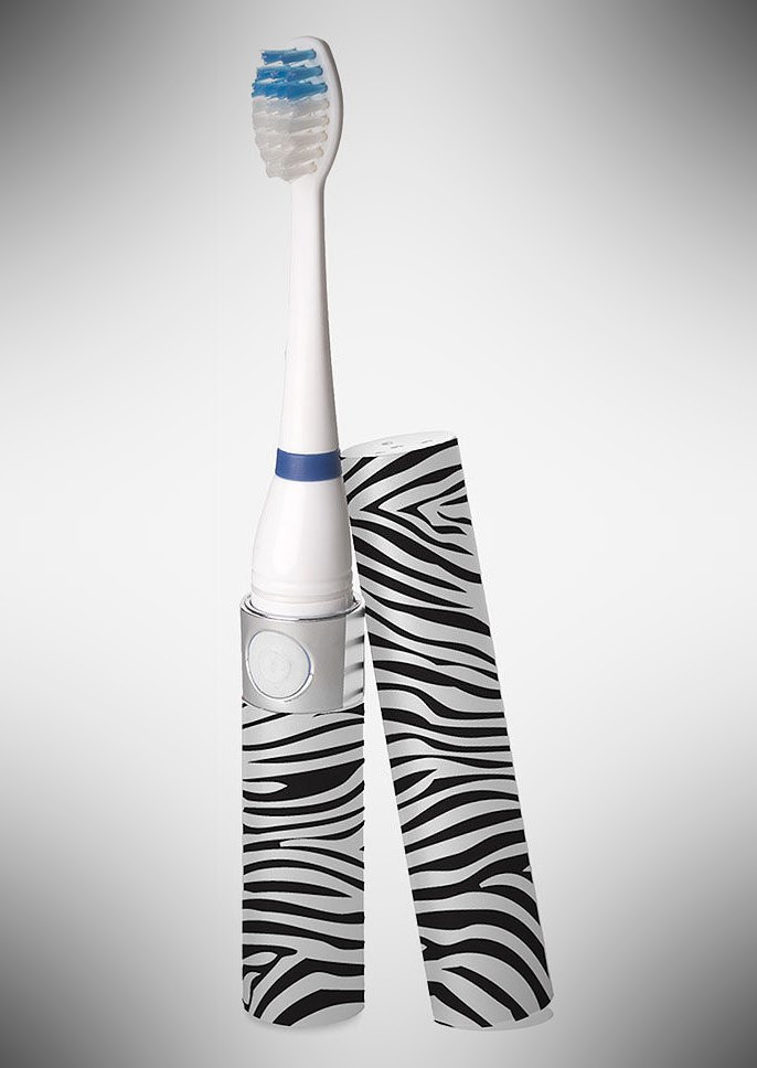 Violife Slim Sonic Toothbrush - dopp kit essentials