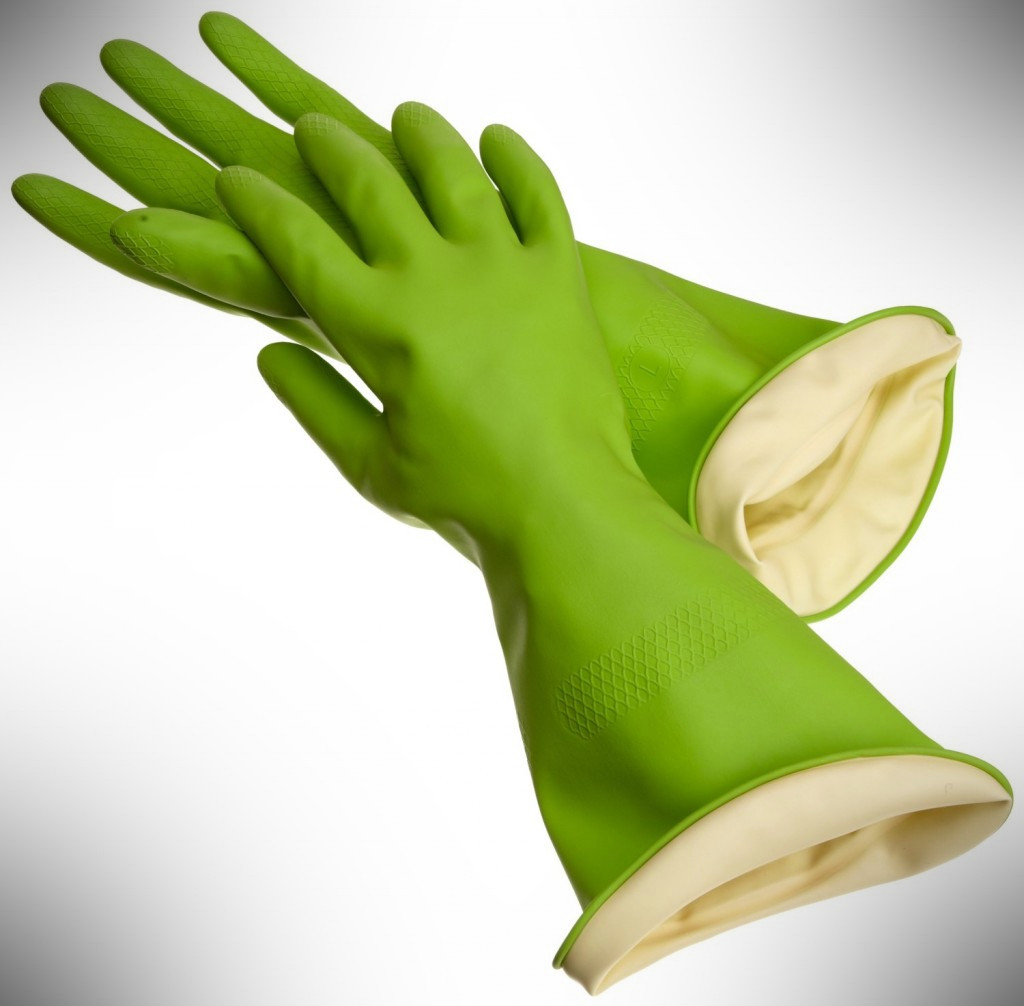 Water Stop Rubber Gloves – kitchen gadgets under $20