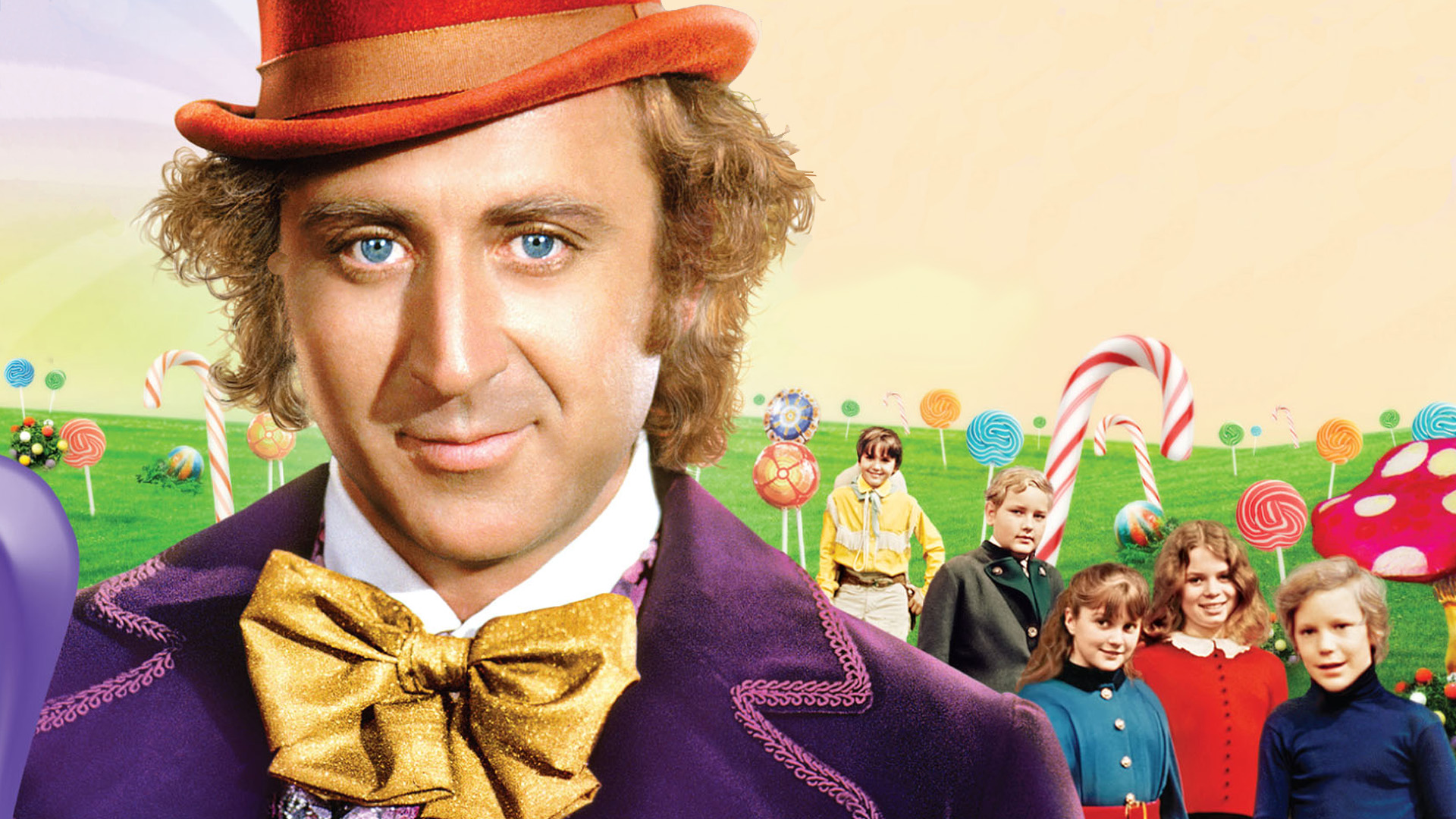 Willy Wonka & the Chocolate Factory – book to screen adaptation