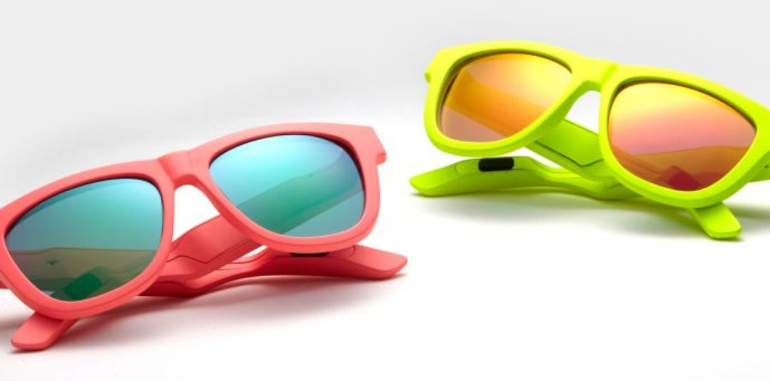 Bone Induction Technology Turns Sunglasses Into Headphone Hybrid Accessories