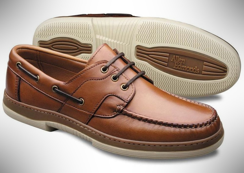 Allen Edmonds Eastport – boat shoes that are business casual