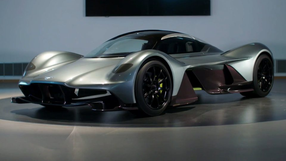 Perfect Aston Martin AM RB 001
