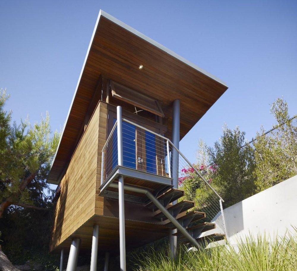 Banyan Treehouse – tiny home