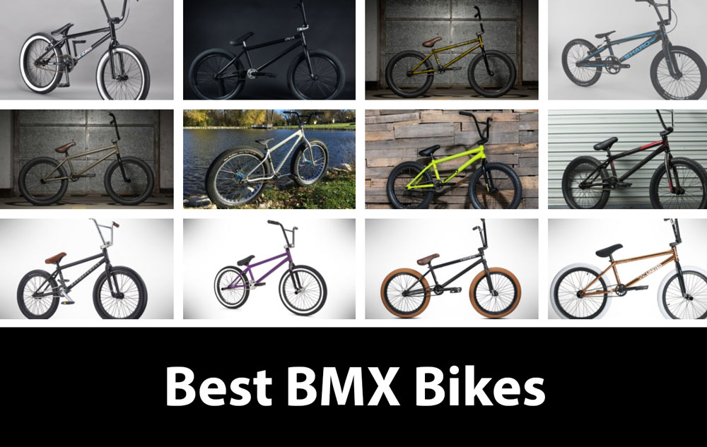 Best BMX Bikes 15 Best Complete BMX Bikes for Racers, Tricksters, and Flyers