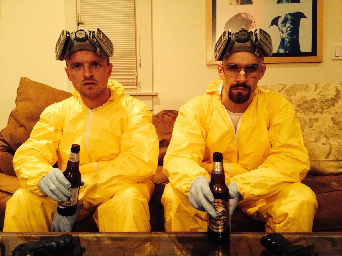 Breaking Bad – couples costume