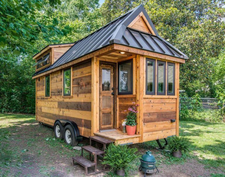 Cedar Mountain – tiny home