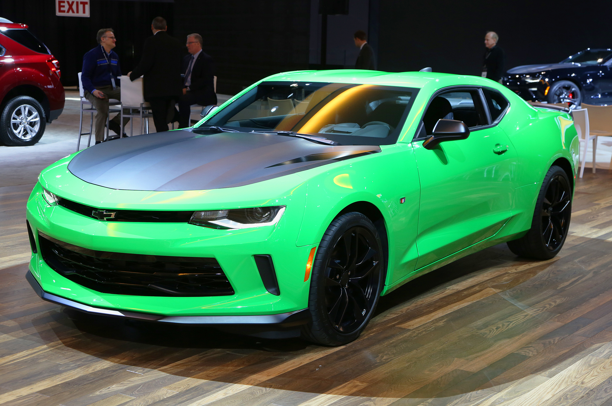 Chevy Camaro – new car under $25,000