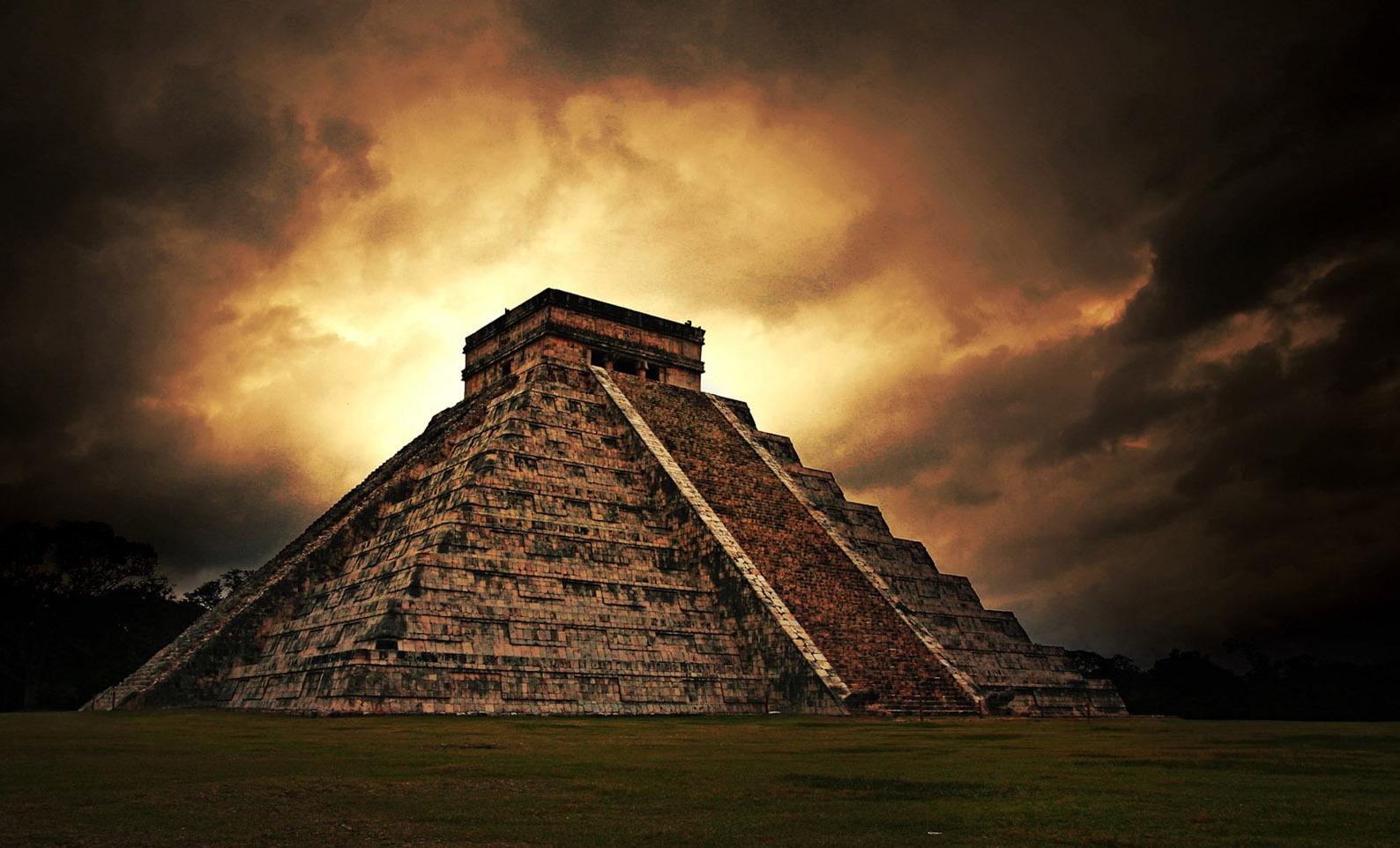 Chichén Itzá – beautiful religious site