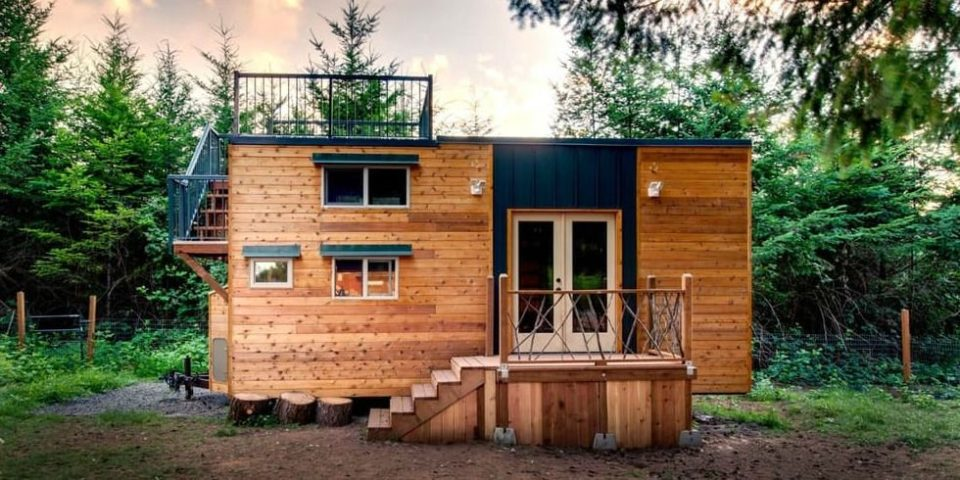 Pictures Of Tiny Houses: 19 Tiny Homes For Micro-Mansion Living