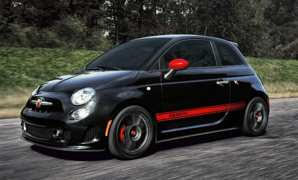 FIAT 500 Abarth – new car under $25,000
