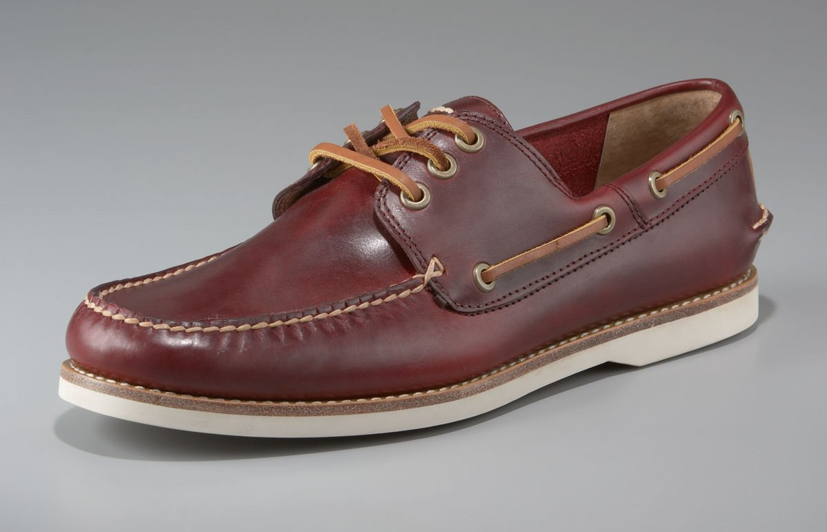 Frye Sully – boat shoes that are business casual