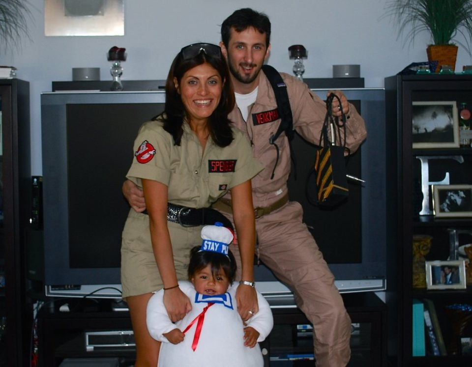 Ghostbusters - couples costume