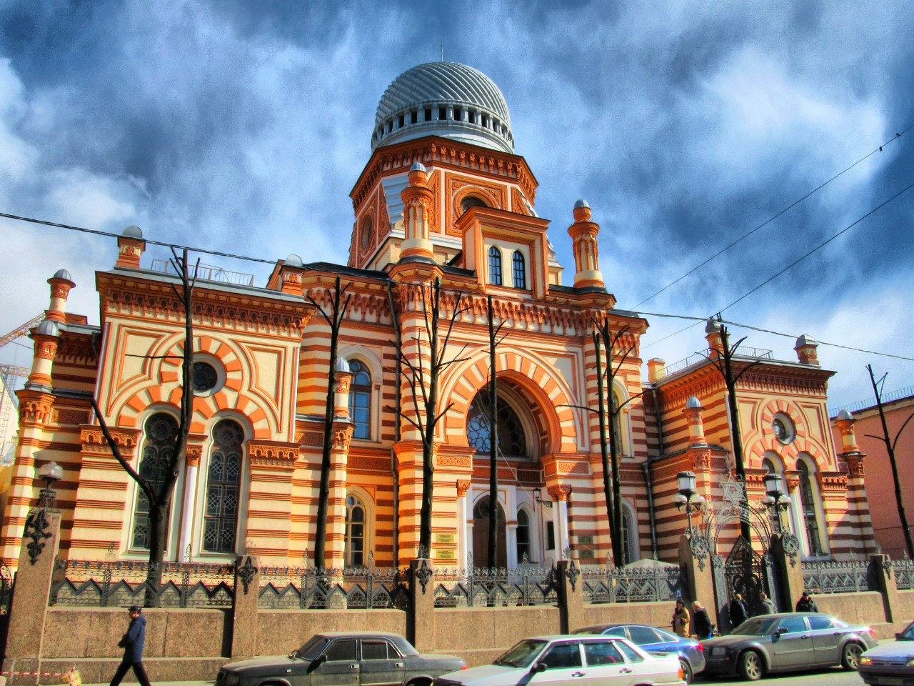 Grand Choral Synagogue – beautiful religious site
