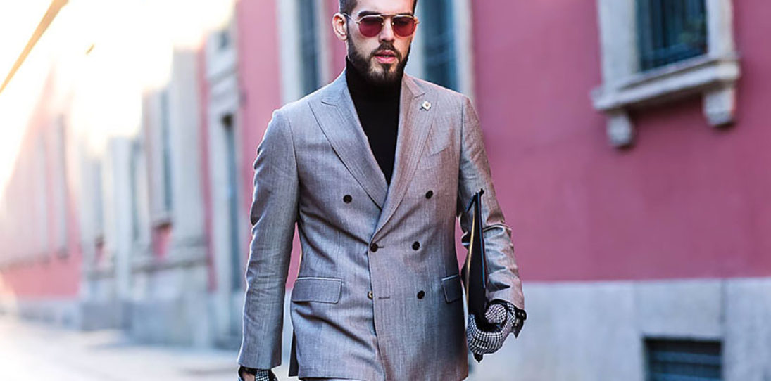 Style Guide: How To Wear A Gray Suit With Brown Shoes