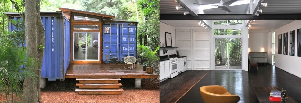 House in the Woods – tiny home