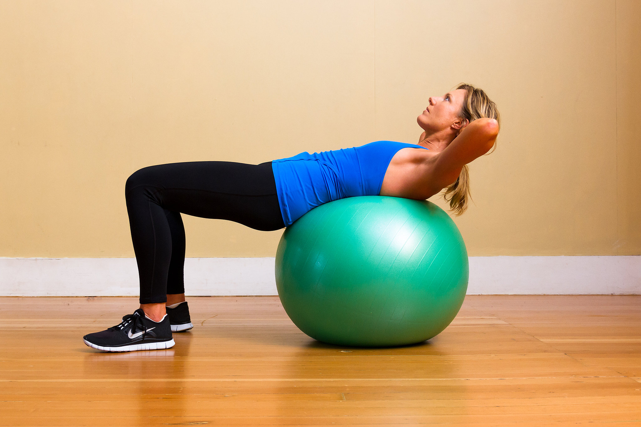 Indoor Exercise Ball