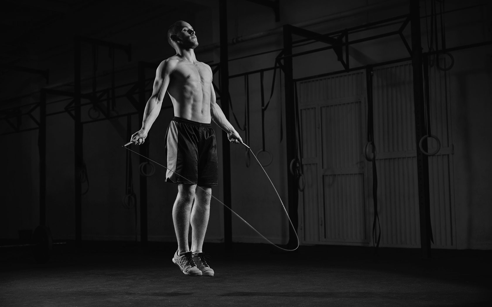 Jump Rope – indoor exercise