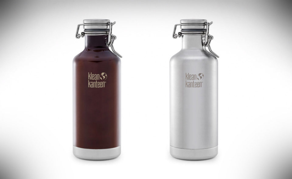Klean Kanteen's insulated Beer Growler - tailgating gear