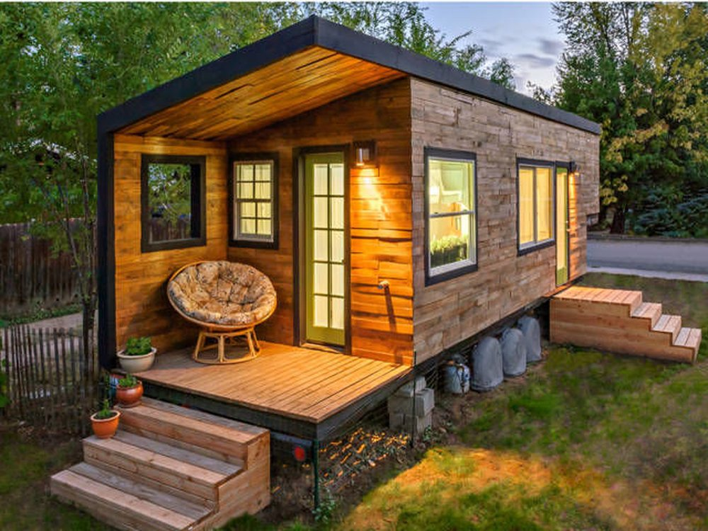 Macy Millers – tiny home