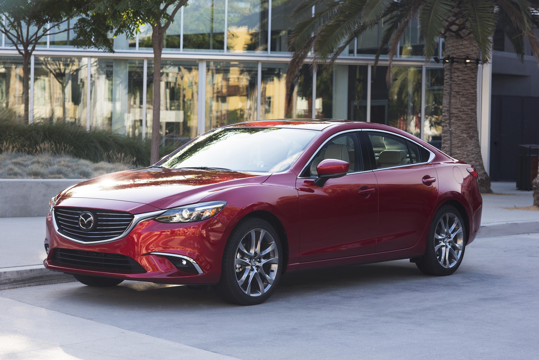 Mazda Mazda6 – new car under $25,000