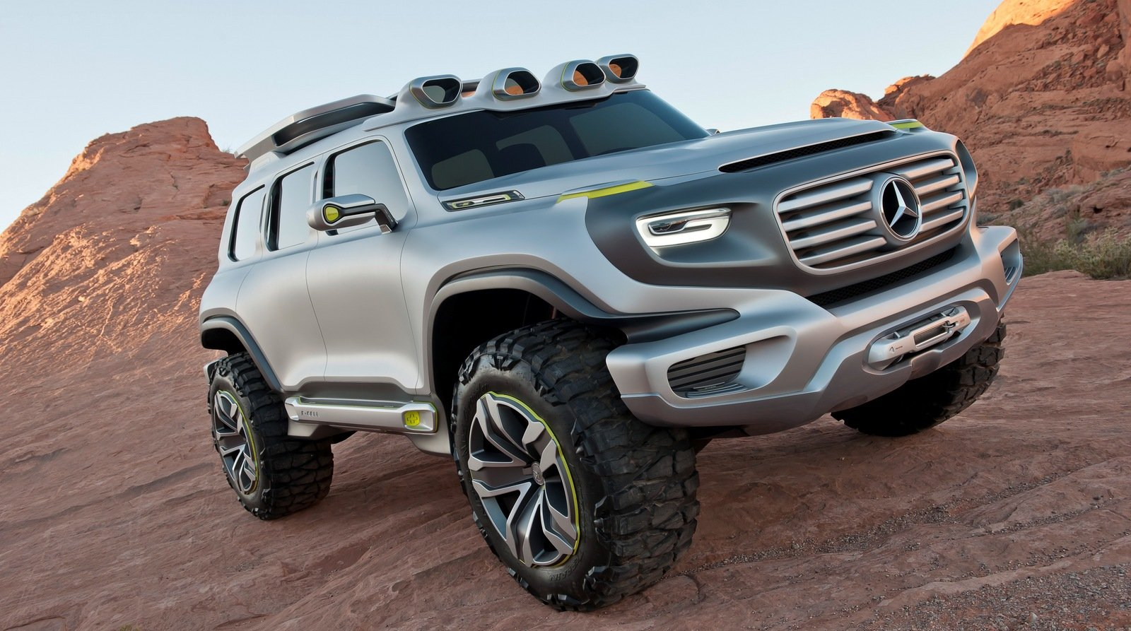 mercedes-glb-concept-car