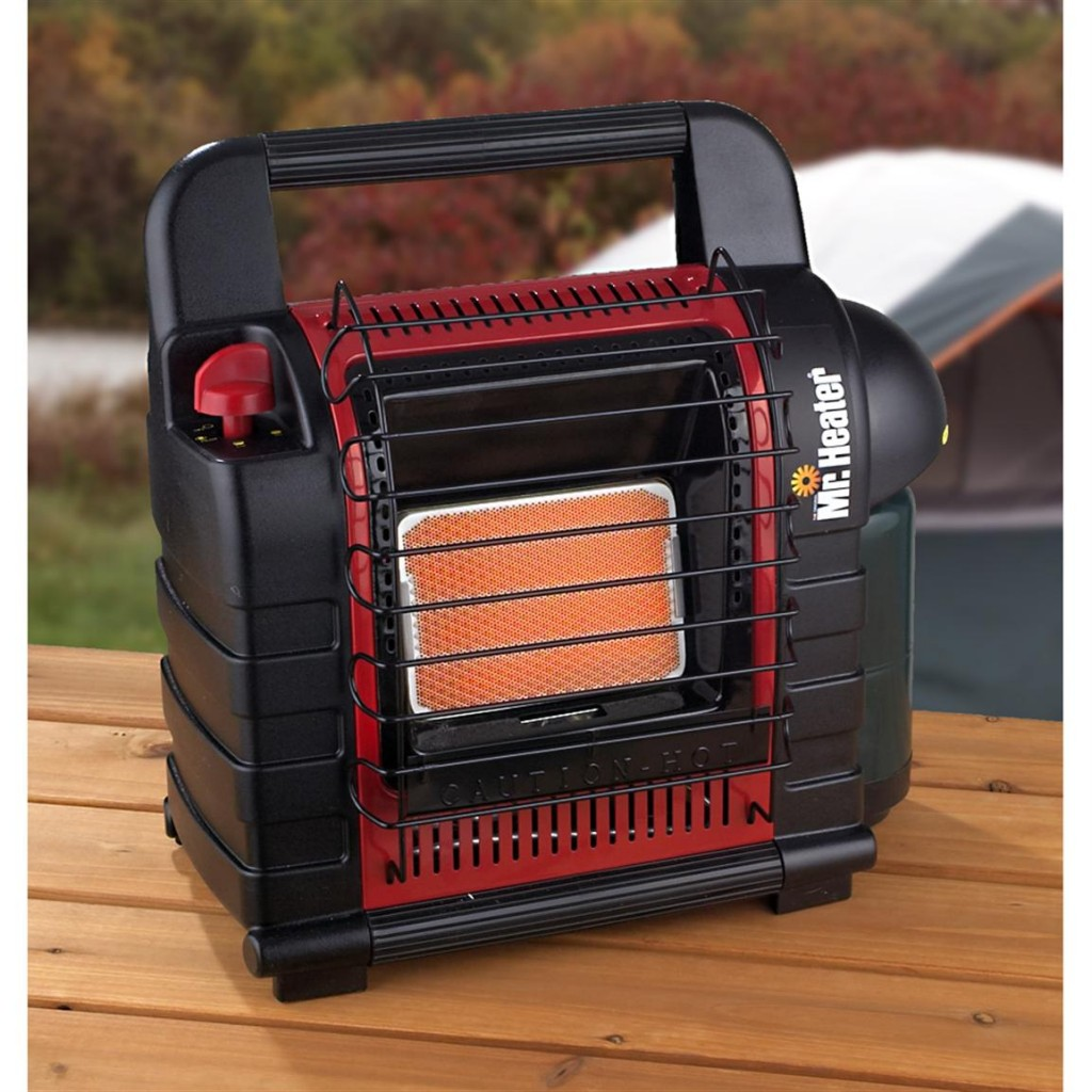 Mr. Heater Portable Buddy Heater – tailgating gear