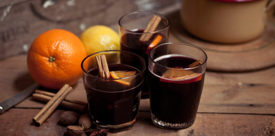Mulled Wine – autumn cocktail