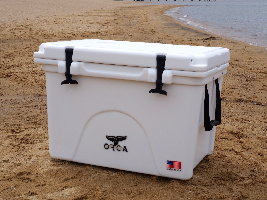 ORCA Extra Heavy Duty Cooler – tailgating gear