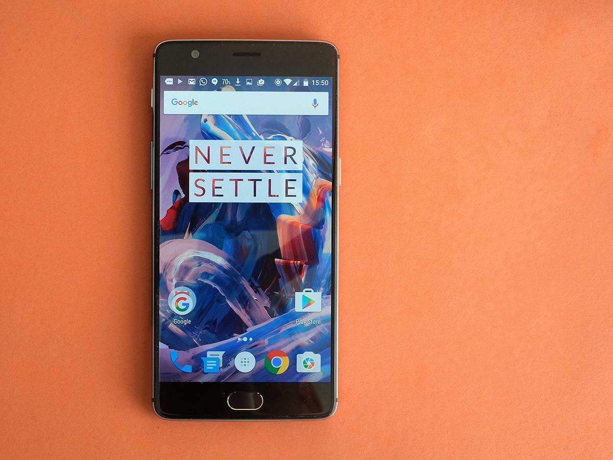 OnePlus 3 – iphone 7 alternative