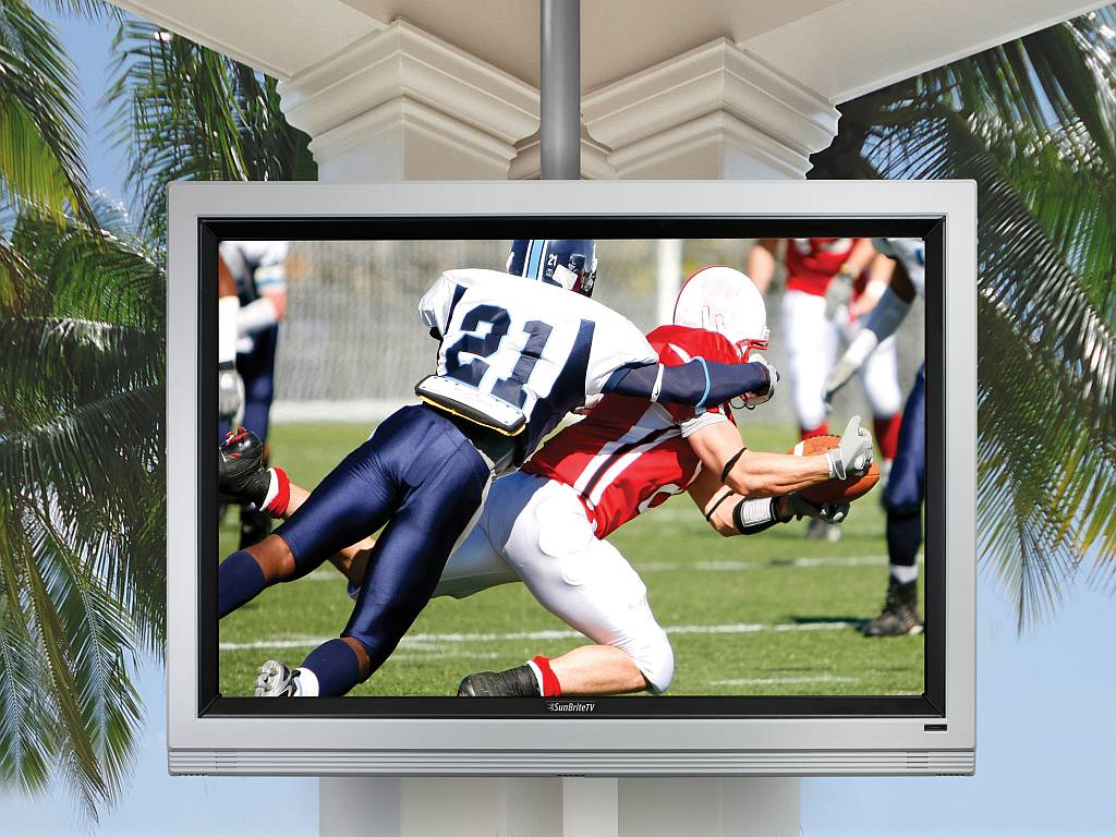 Outdoor Television – tailgating gear