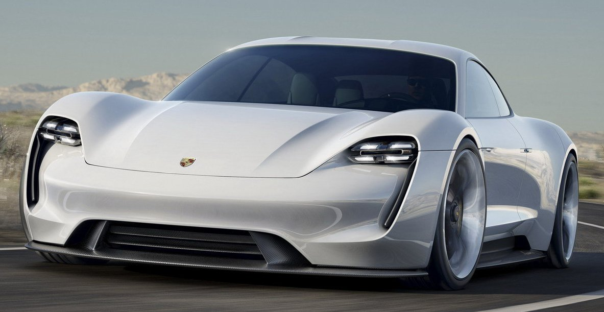 porsche-mission-e-compact-concept-car