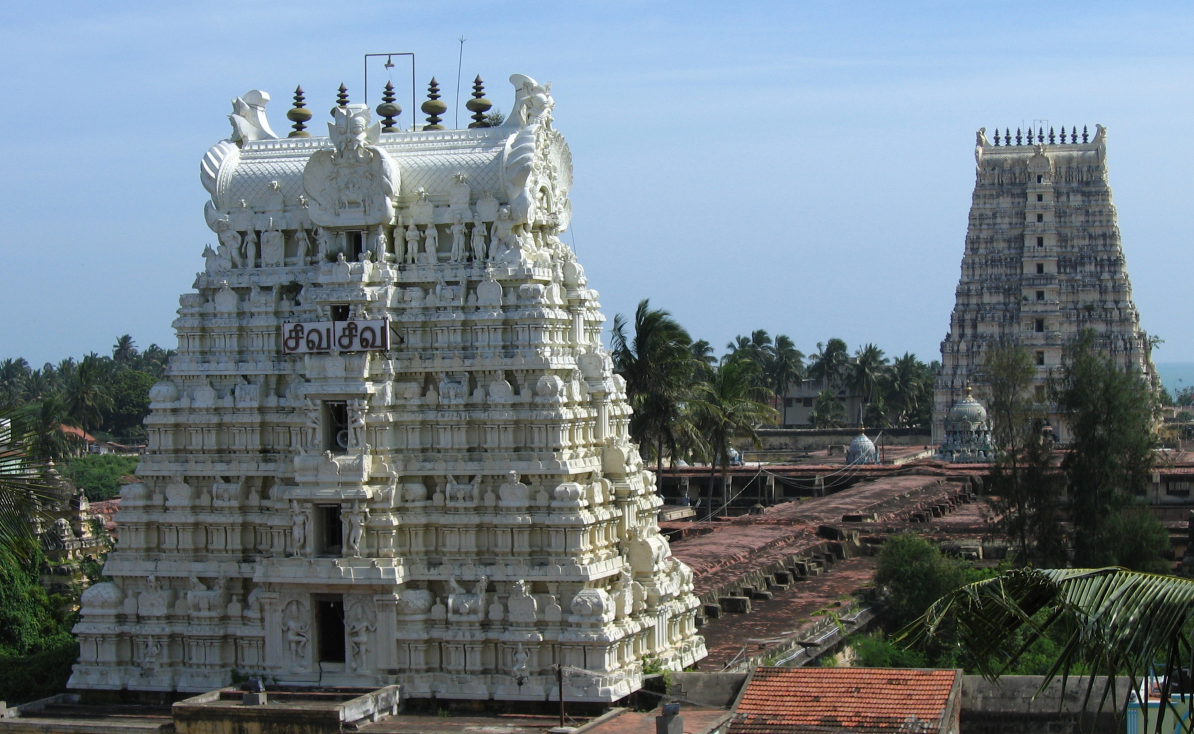 Ramanathaswamy Temple – beautiful religious site
