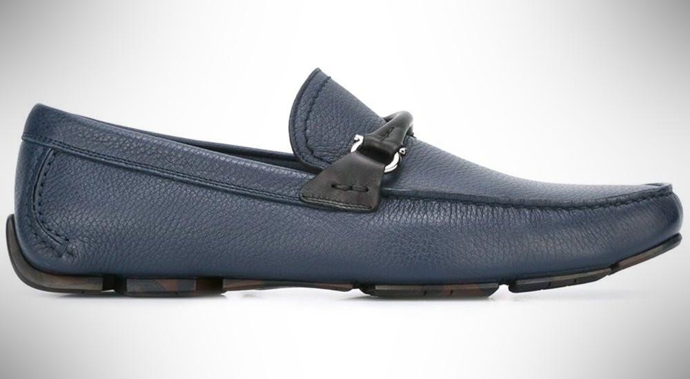 Salvatore Ferragamo Classic – boat shoes that are business casual