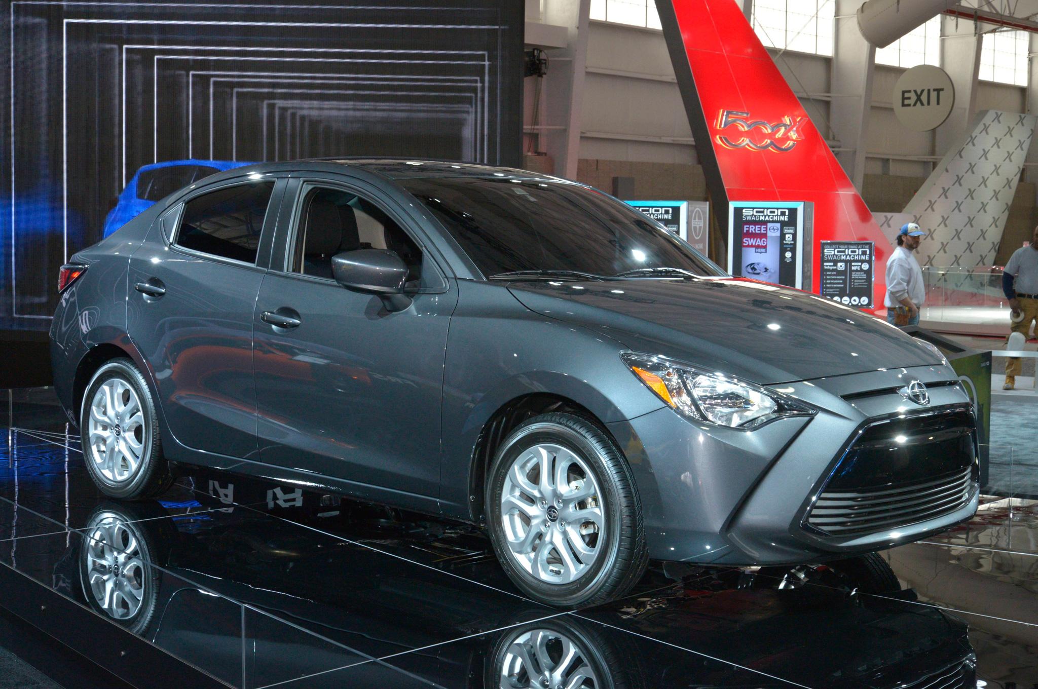 Scion iA – new cars under $25,000