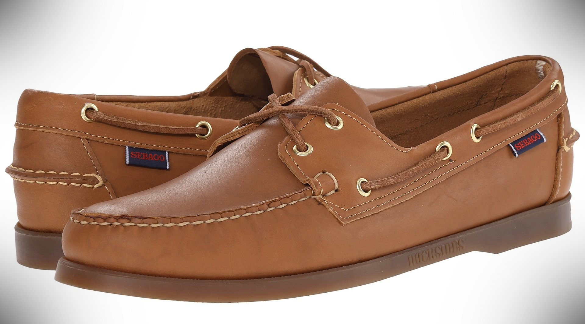 Sebago Docksiders – boat shoes that are business casual
