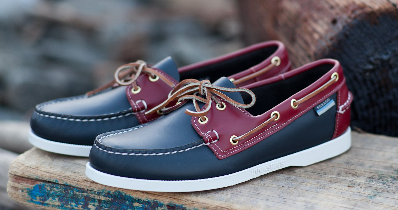 Sebago Spinnaker Ronnie Fieg – boat shoes that are business casual