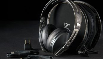 Sennheiser Momentum 20 hi fi headphones 345x200 Listening Pleasure: 17 Best Hi Fi Headphones for Audiophiles