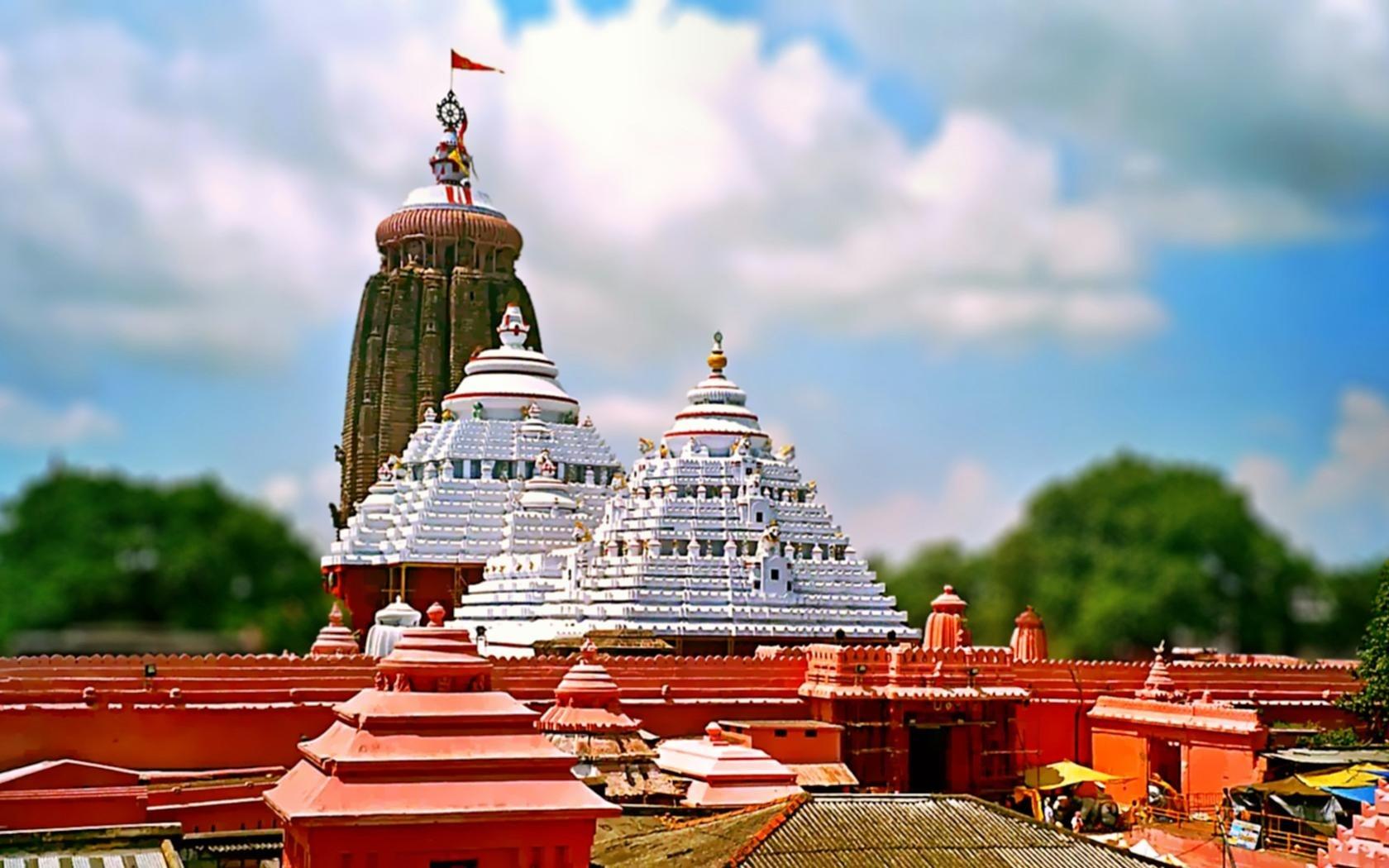 Shree Jagannath – beautiful religious site