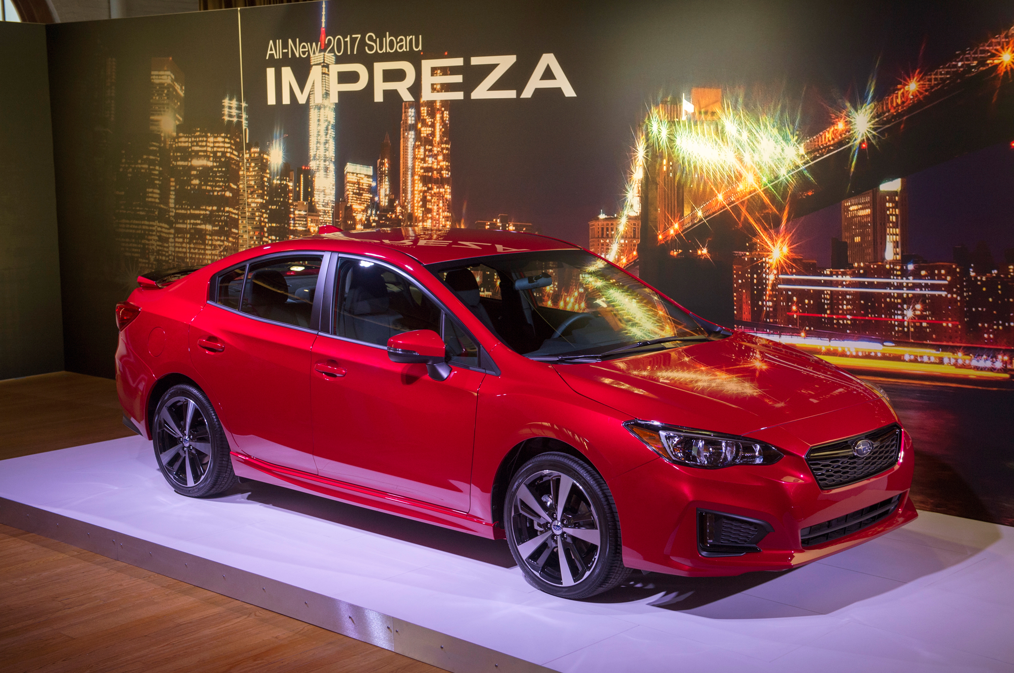 Subaru Impreza – new car under $25,000