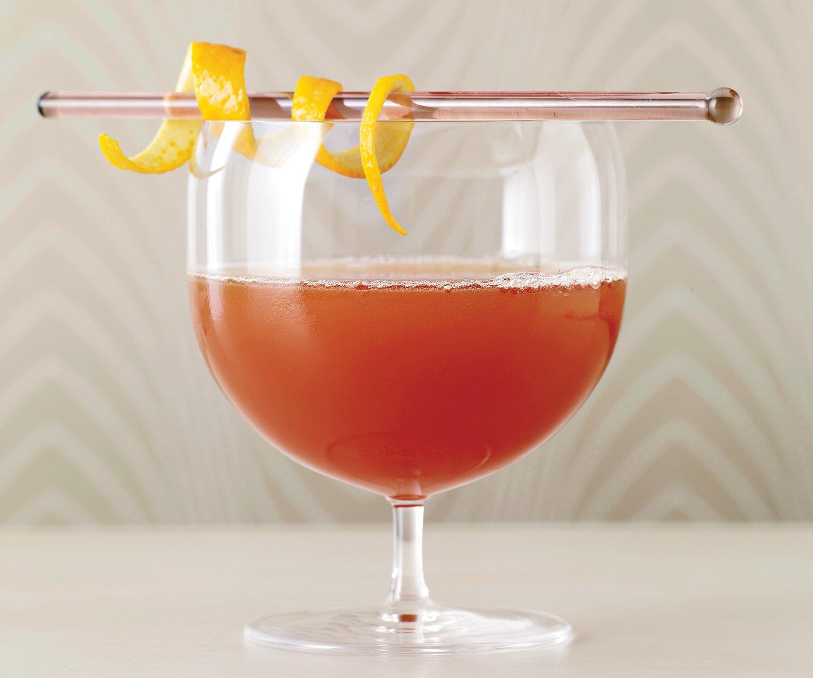 The Harvest – autumn cocktail