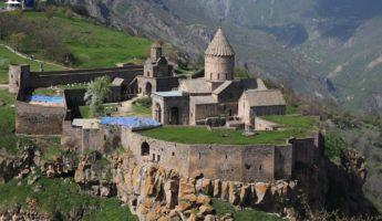 The Monastery of Tatev beautiful religious site 345x200 21 Amazing Mosques, Temples, Churches and Synagogues