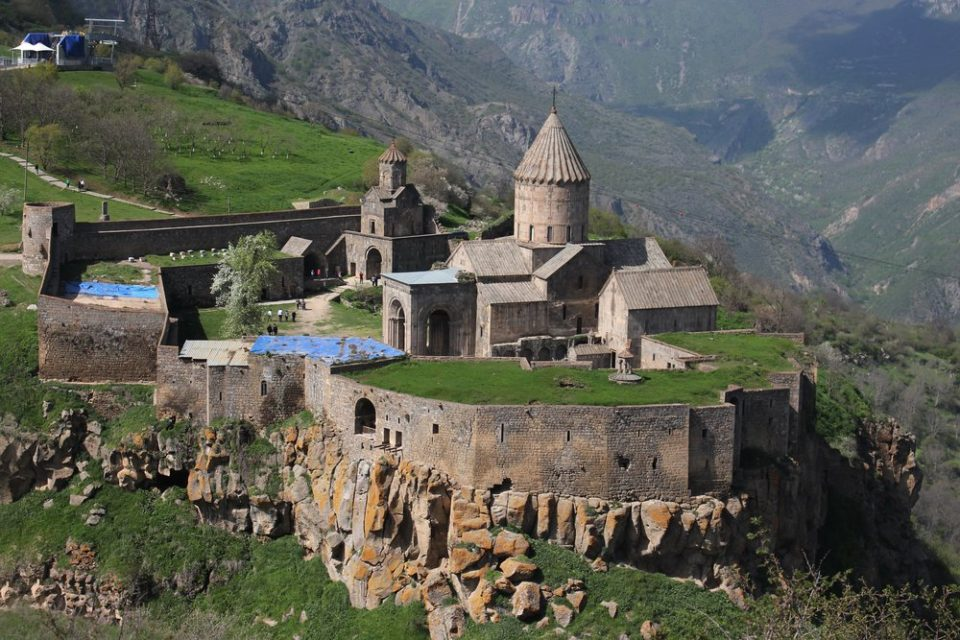 The Monastery of Tatev - beautiful religious site