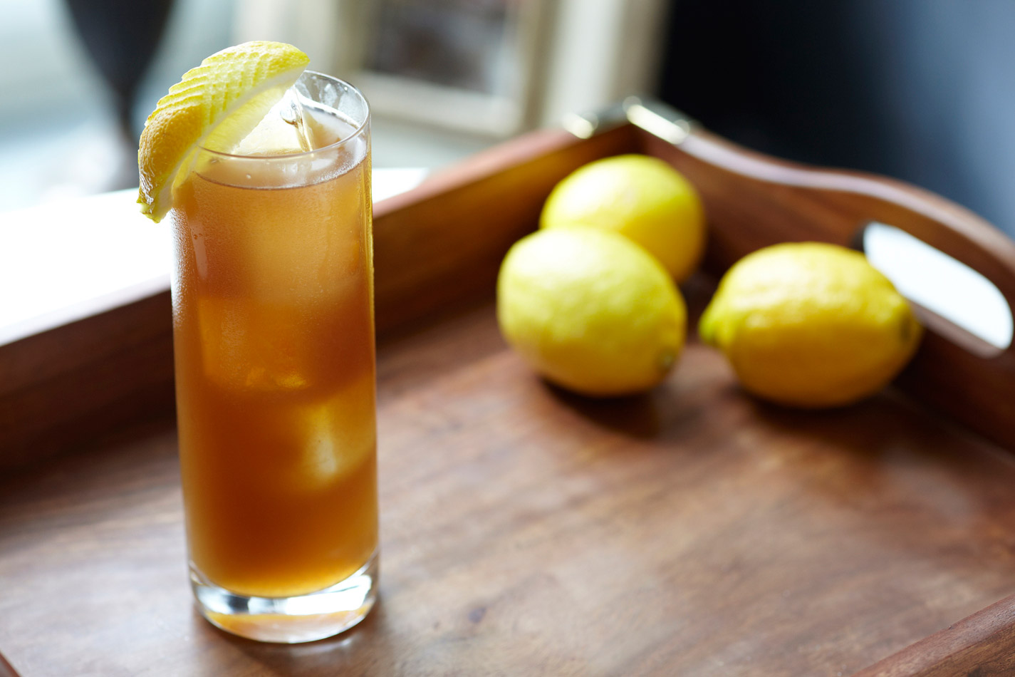 The Southern Lady – autumn cocktail