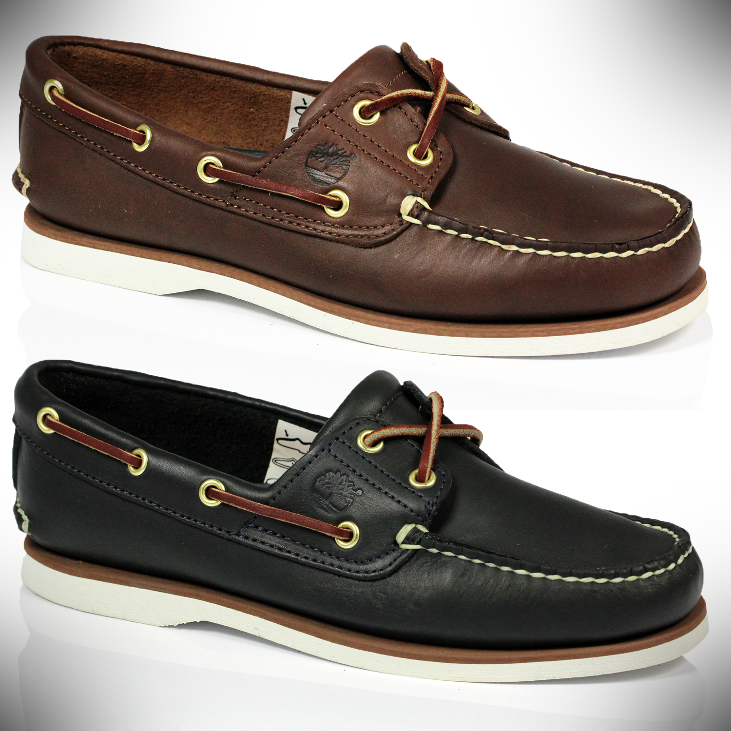Timberland Classic Two-Eye – boat shoes that are business casual
